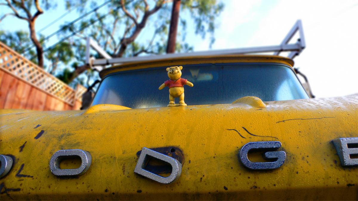 dodge pooh