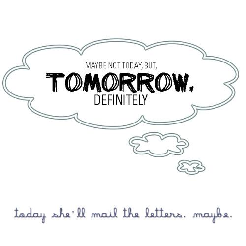 Tomorrow, definitely 3
